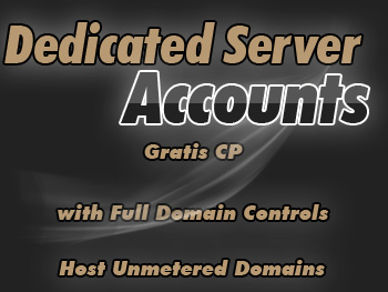 Modestly priced dedicated hosting providers